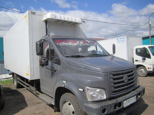 Газон Некст с холодильным агрегатом РЕФ-600